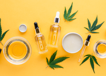 CBD Butter with CBD Oil - Food & Dating